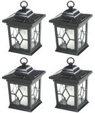 2 x 2 x Woodside Hanging Candle Lanterns