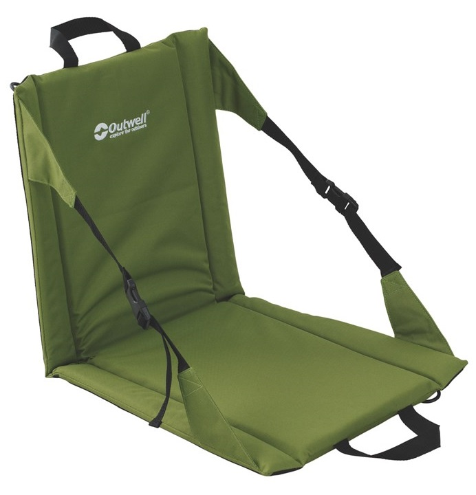 Outwell Folding Beach Chair - Piquant Green
