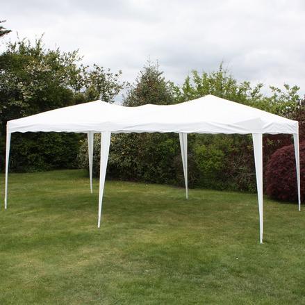 Andes 6m x 3m Folding Gazebo - WHITE