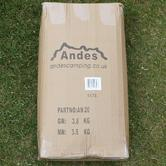 Andes 6m x 3m Folding Gazebo Side Wall Pack - BLACK 1 DOOR Thumbnail 3