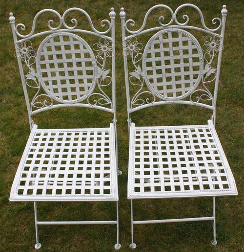 Maribelle Square Chairs