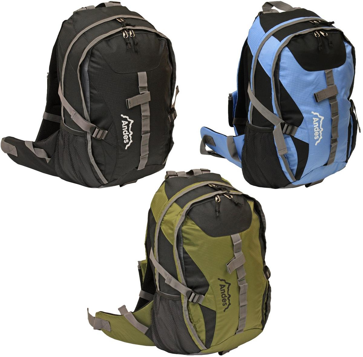 Andes 35 Litre Camping Backpack