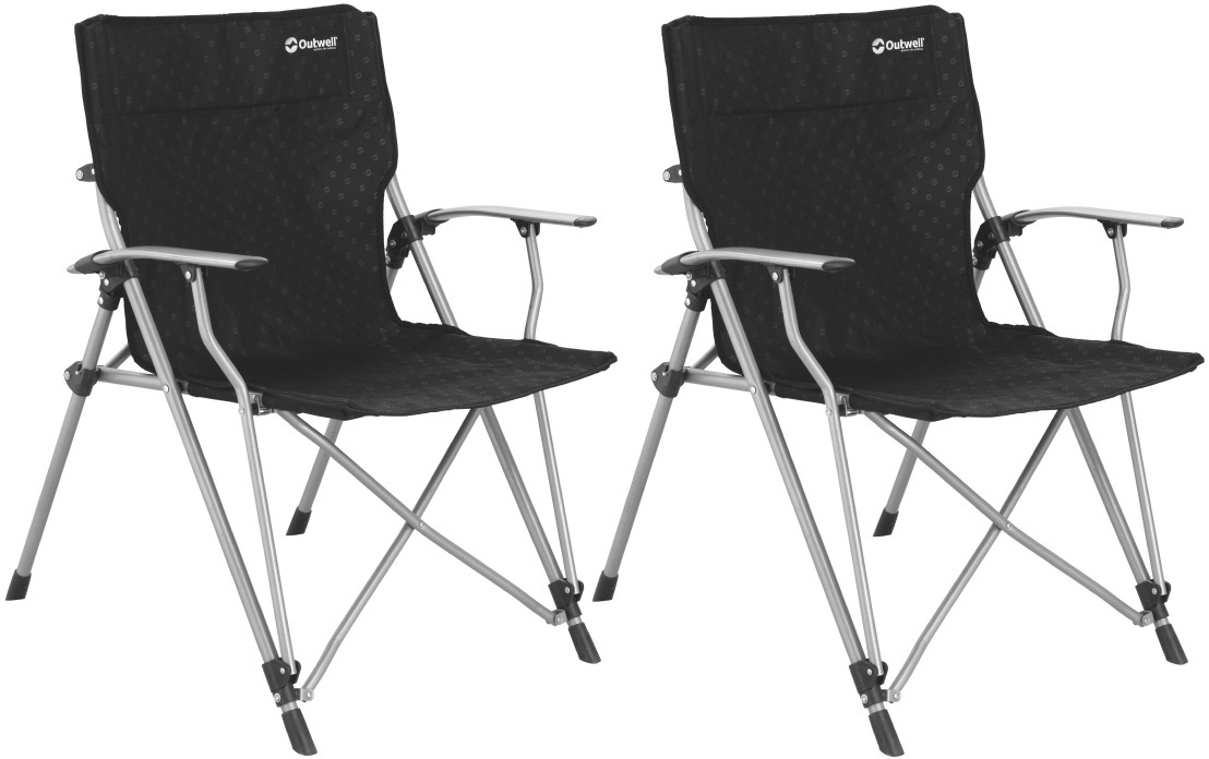 Outwell Goya Chair/Seat Camping x 2