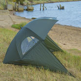 Michigan Fishing Umbrella Shelter