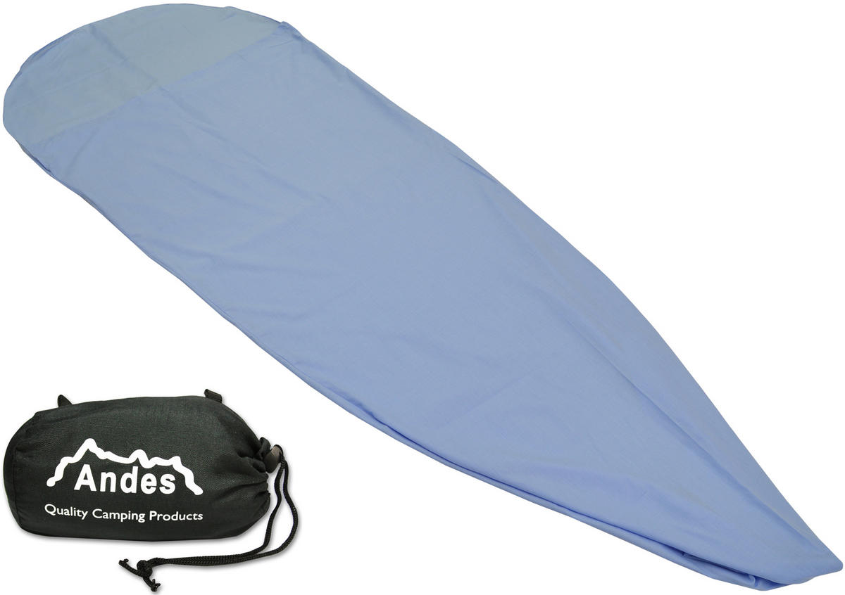 Andes Mummy Sleeping Bag Liner