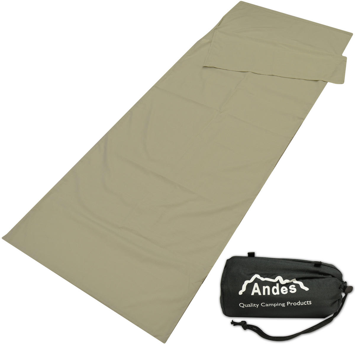 Andes Envelope Sleeping Bag Liner