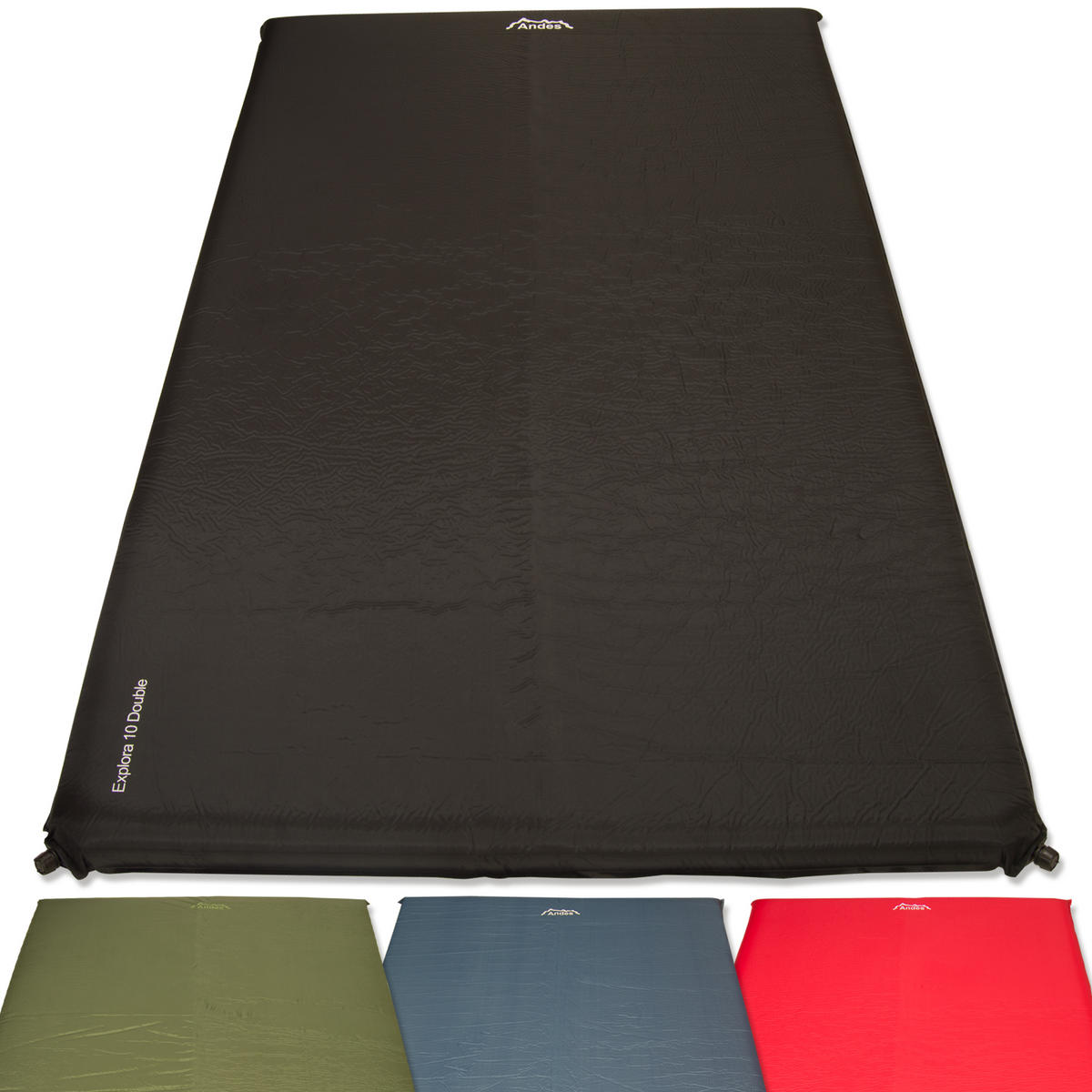 Andes Explora 10 Double Self Inflating Camping Mat