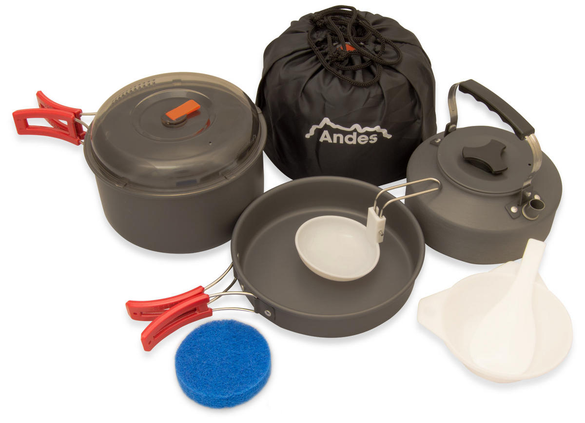 Andes Cookware Set