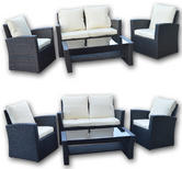 Woodside Virginia Rattan Furniture Set
