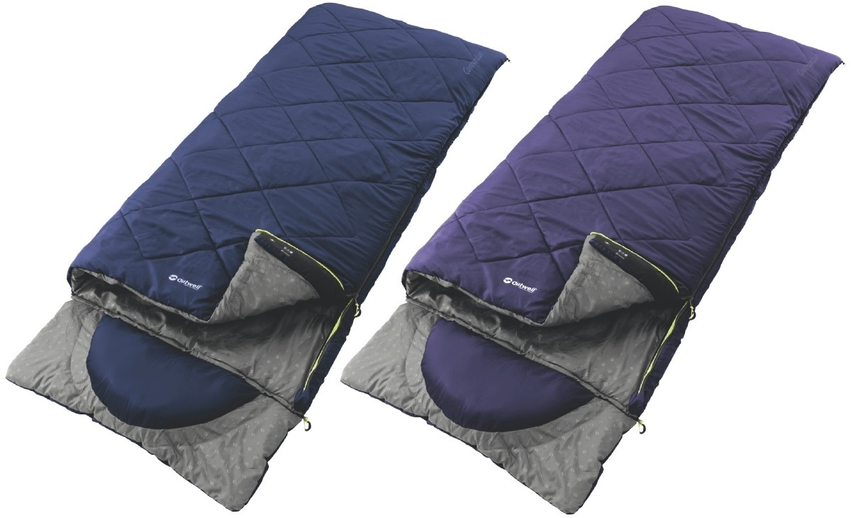 Outwell Sleeping Bag Contour Lux