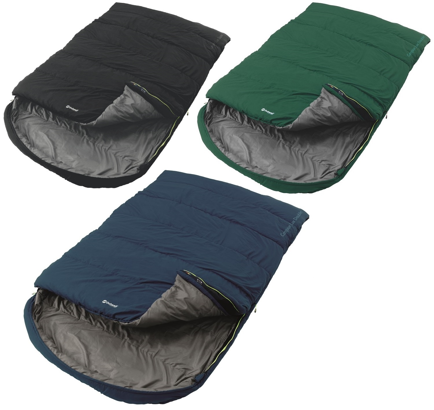 5acdebdc45d Outwell Sleeping bag Contour Double (2013)  Outwell ...