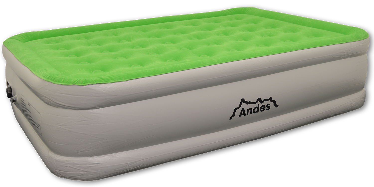 Camping inflatable bed - Andes Inflatable Bed