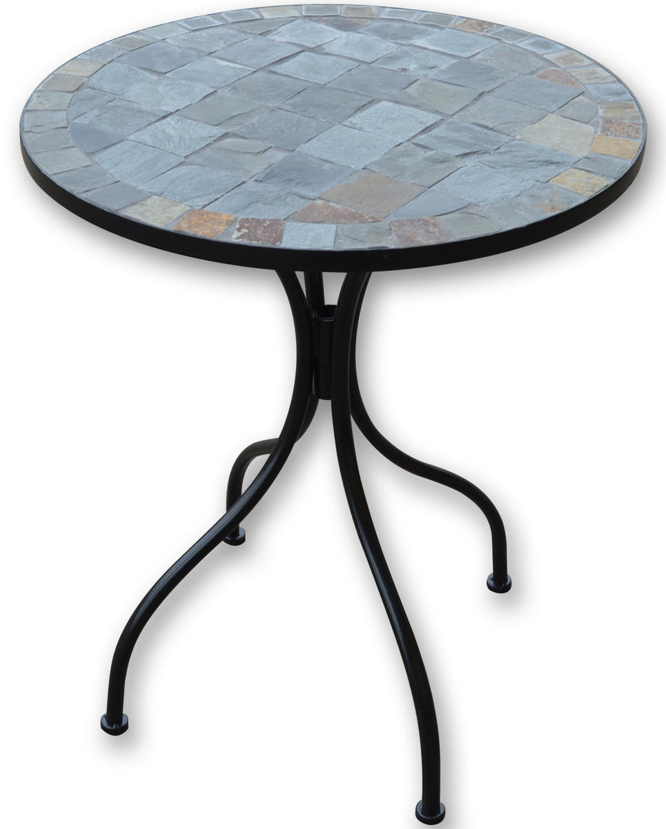 Woodside Mosaic Table