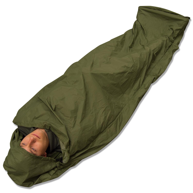 Andes Olive Green Waterproof Bivvy Bag Sleeping Bag Cover ...