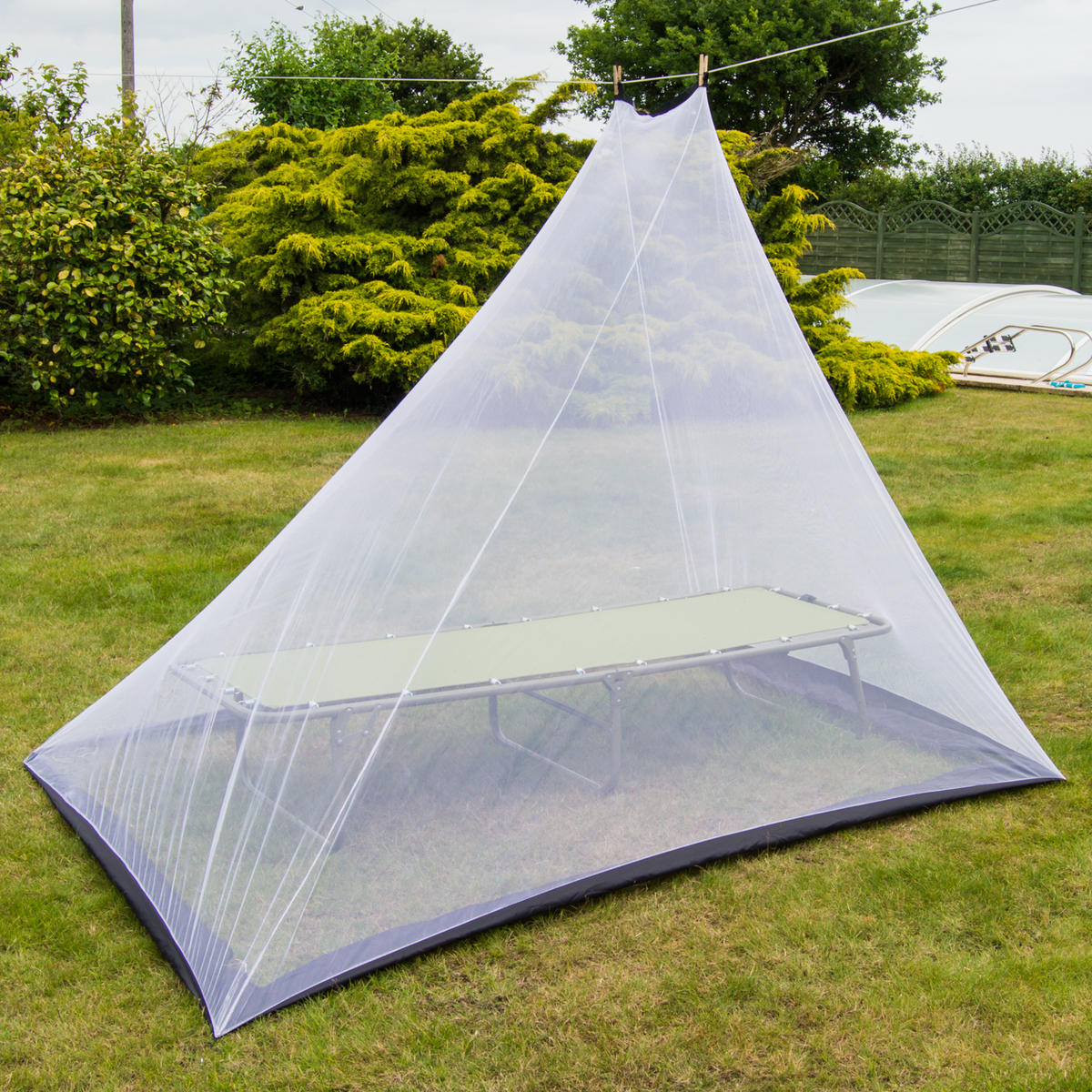 Andes Triangle Mosquito Net