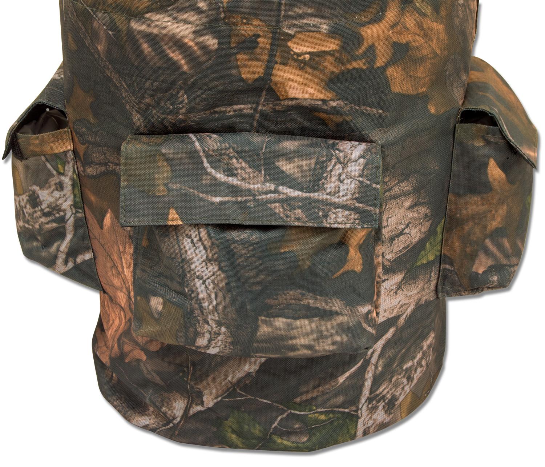 Camouflage Shooting Swivel Hunting Fishing Bucket Seat