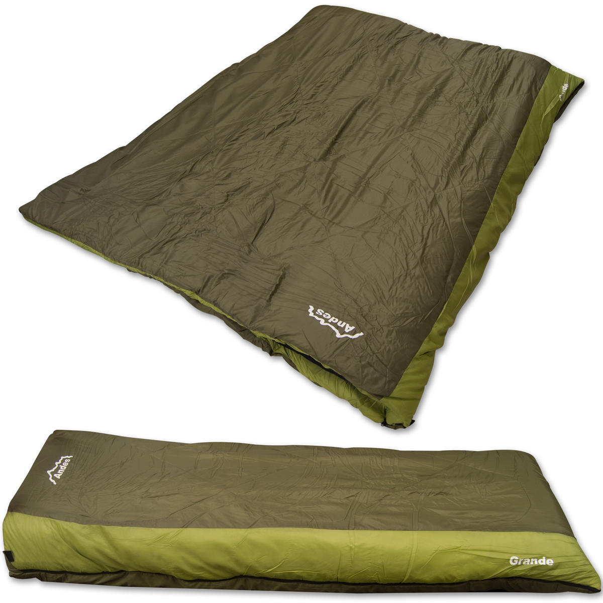 Andes Grande Convertible Quad Layer Sleeping Bag