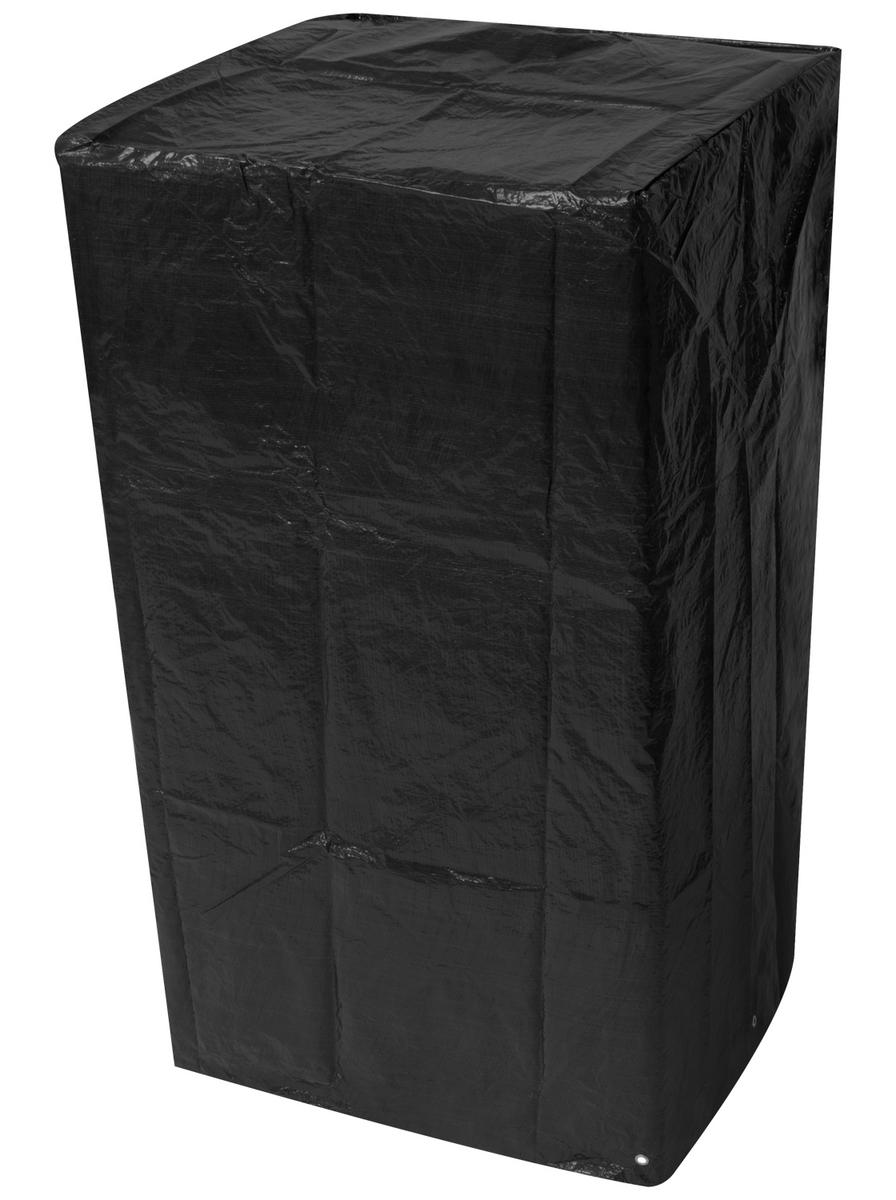 Woodside Stacking Chair Cover BLACK