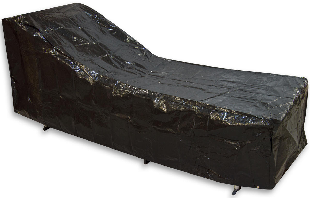 Woodside Sunbed Cover BLACK