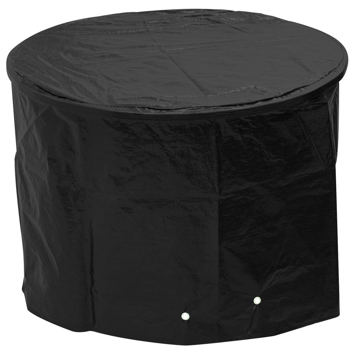 Woodside Kettle Barbecue Cover BLACK
