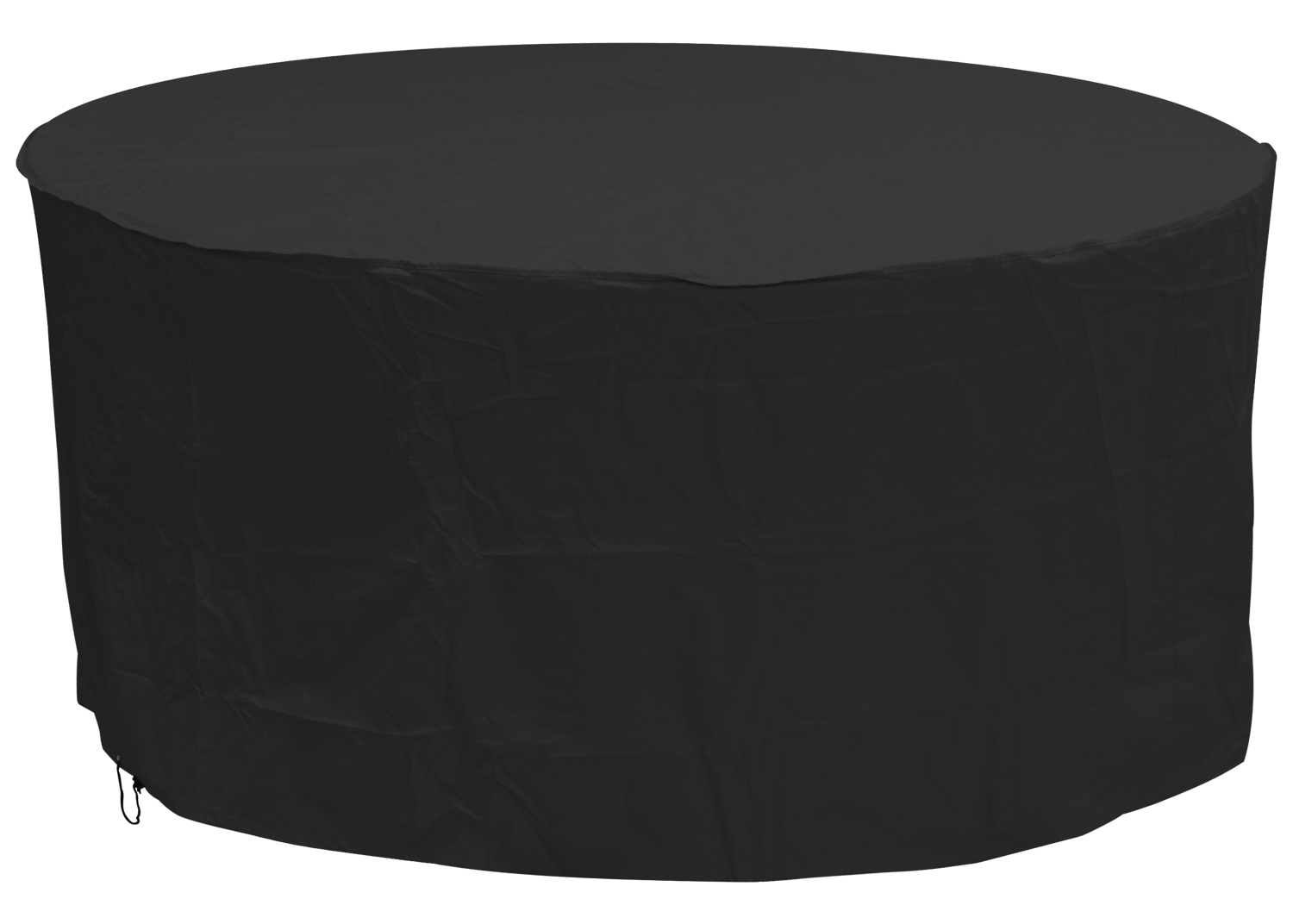 Oxbridge large round patio set cover covers outdoor value for Oxbridge outdoor furniture covers