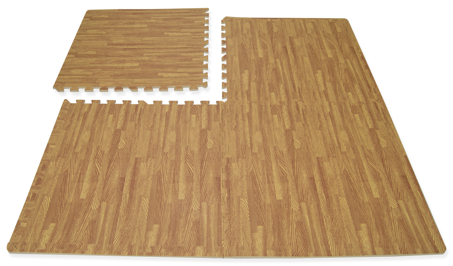 Hausen 4 Piece Eva Mat Wooden Hausen Outdoor Value