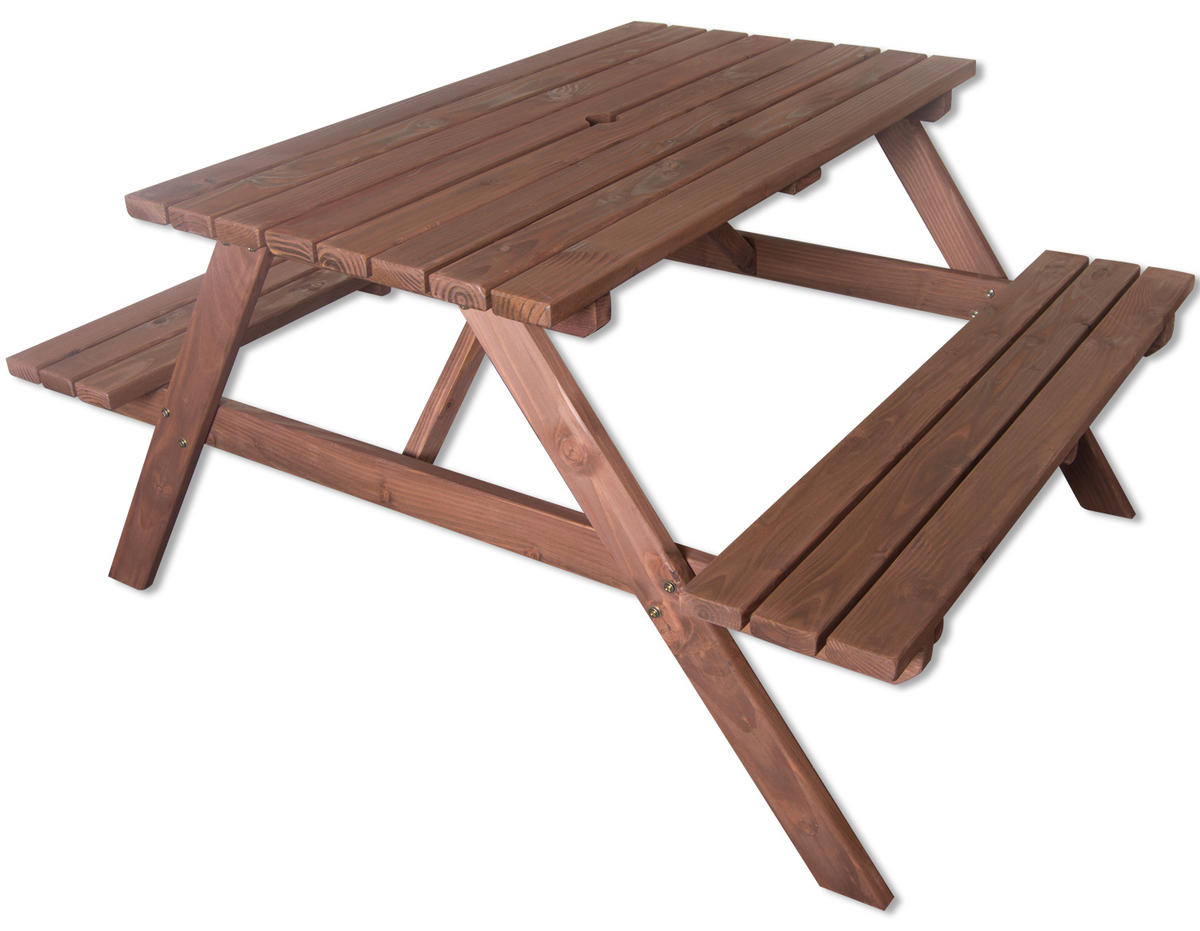 Woodside 4ft Pressure Treated Bench