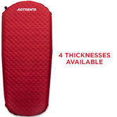 Adtrek Red 3/4 Length Self Inflating Mat