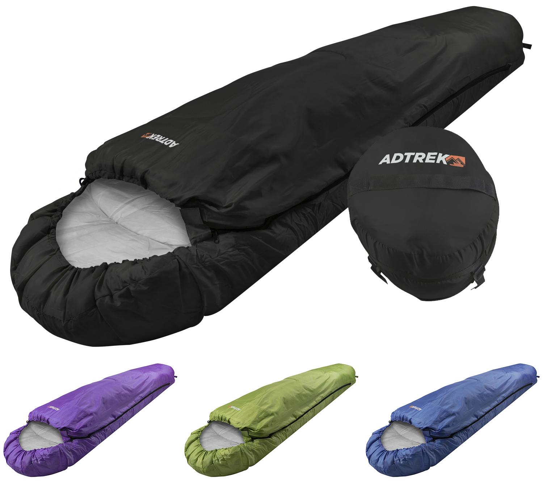 Adtrek 4 Season Mummy Sleeping Bag