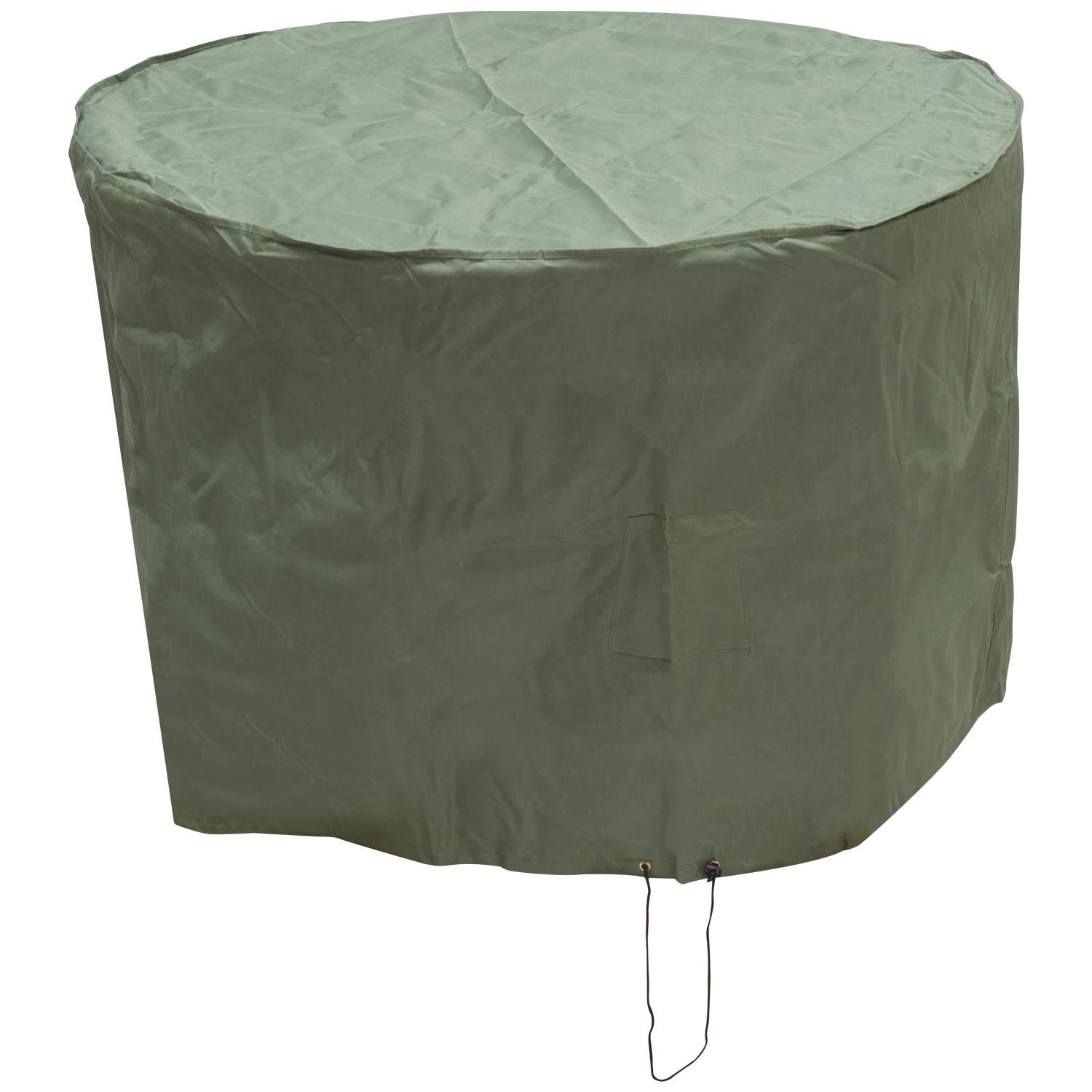Oxbridge Small Round Patio Set Cover Green