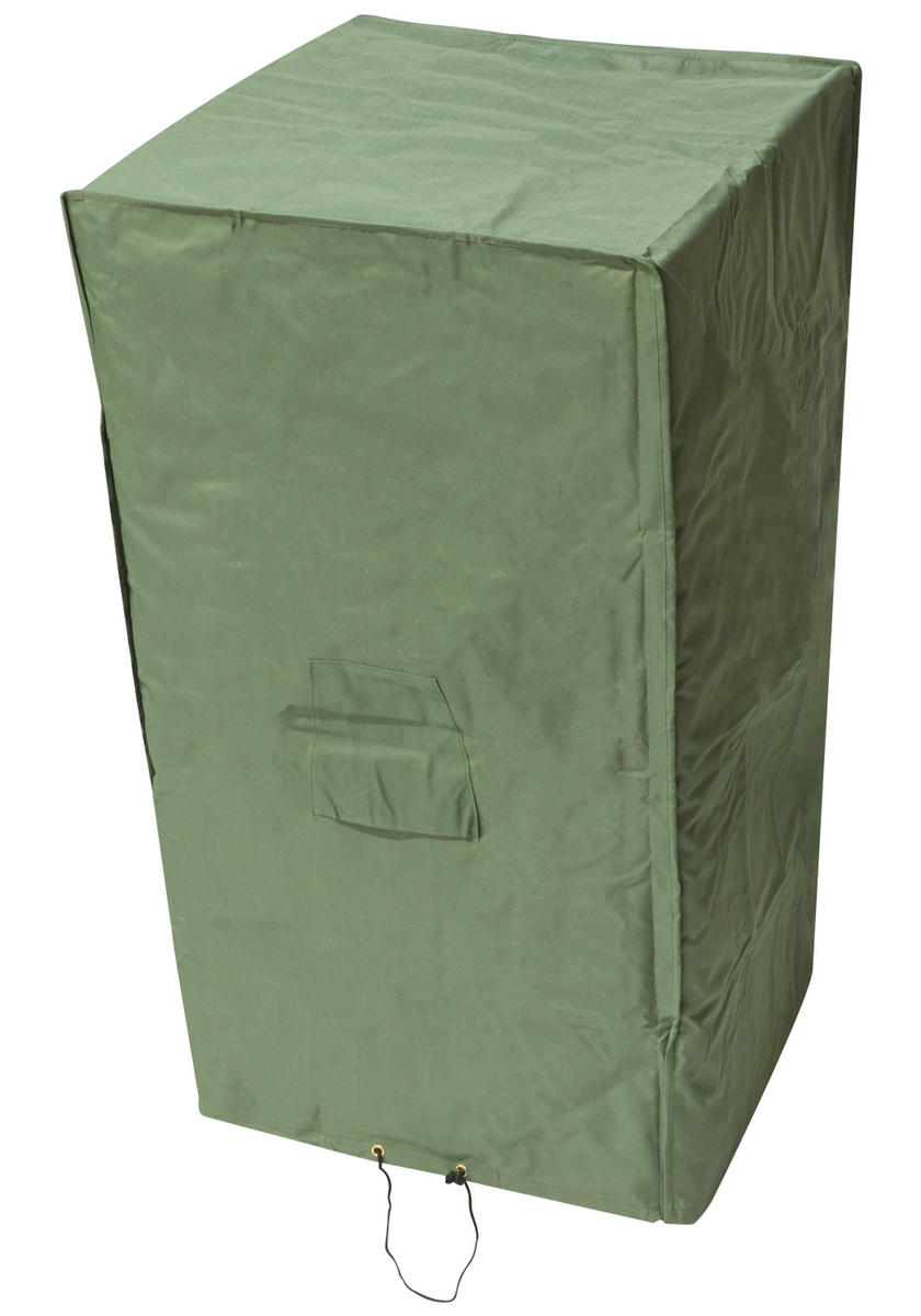 Oxbridge Stacking Chair Cover GREEN