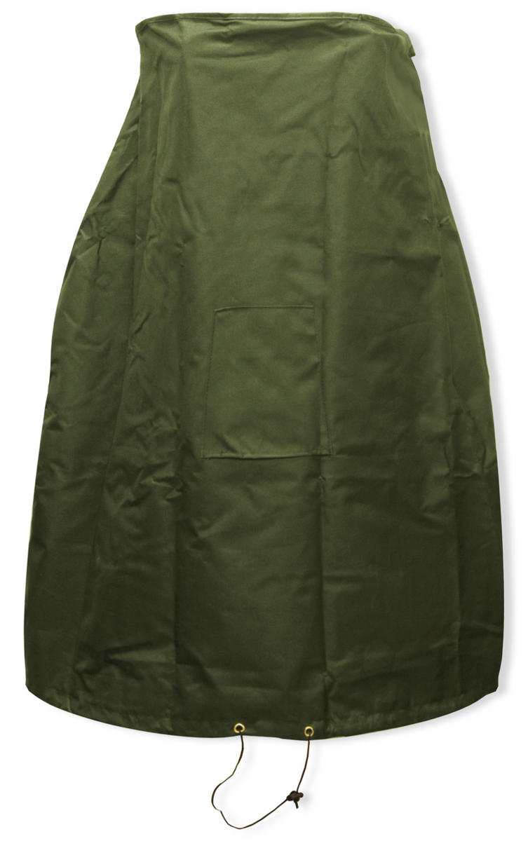 Oxbridge Chiminea Cover GREEN