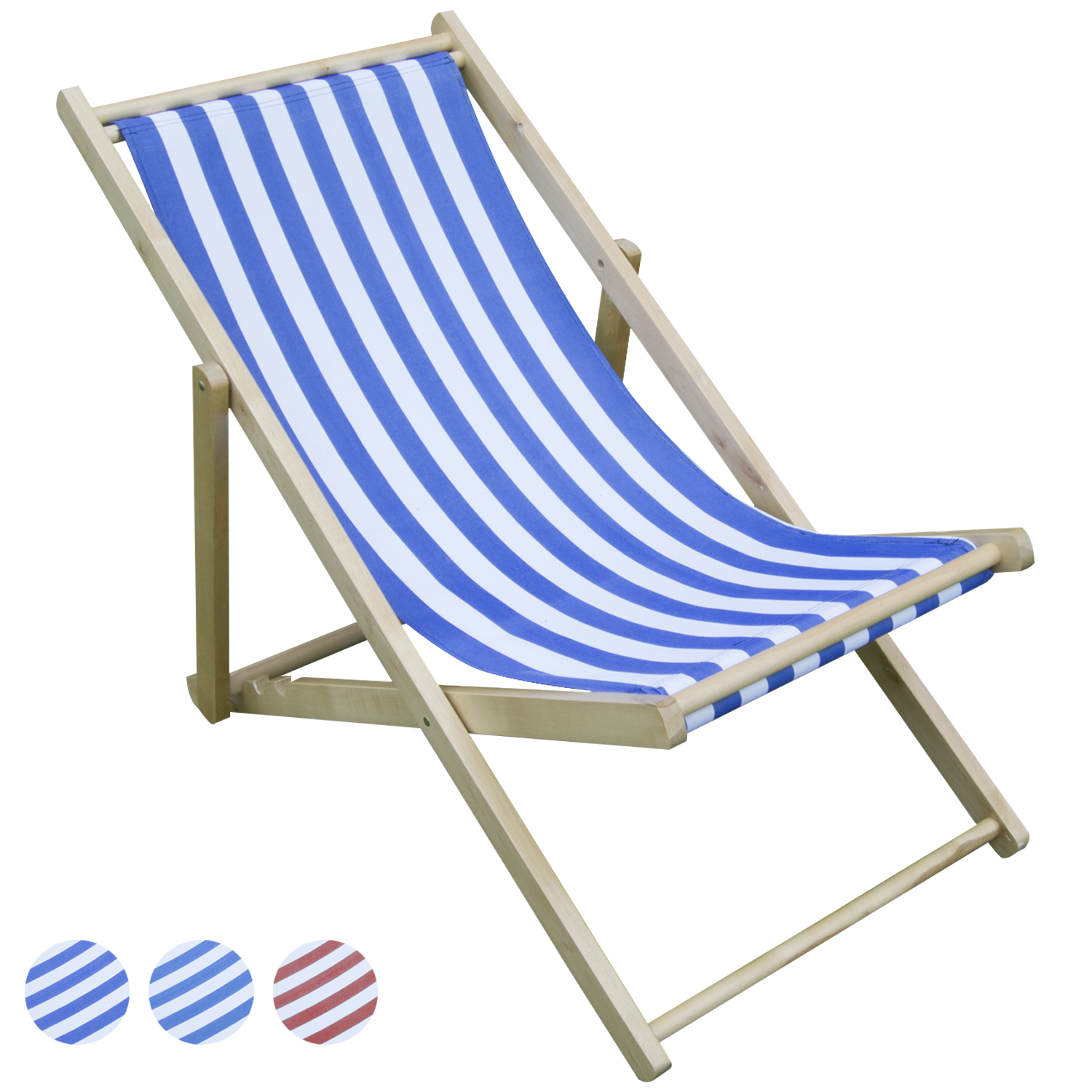 Woodside wooden beach chair furniture outdoor value