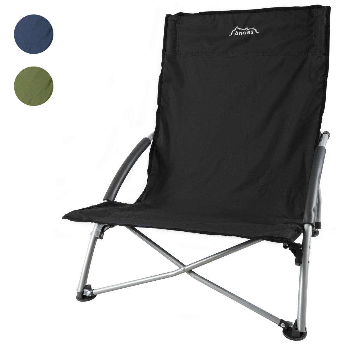 Andes Camping Low Chair