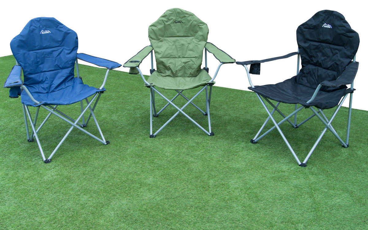 Andes Camping Deluxe Chair