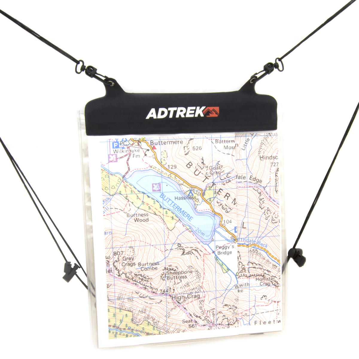 Adtrek Waterproof Map Case