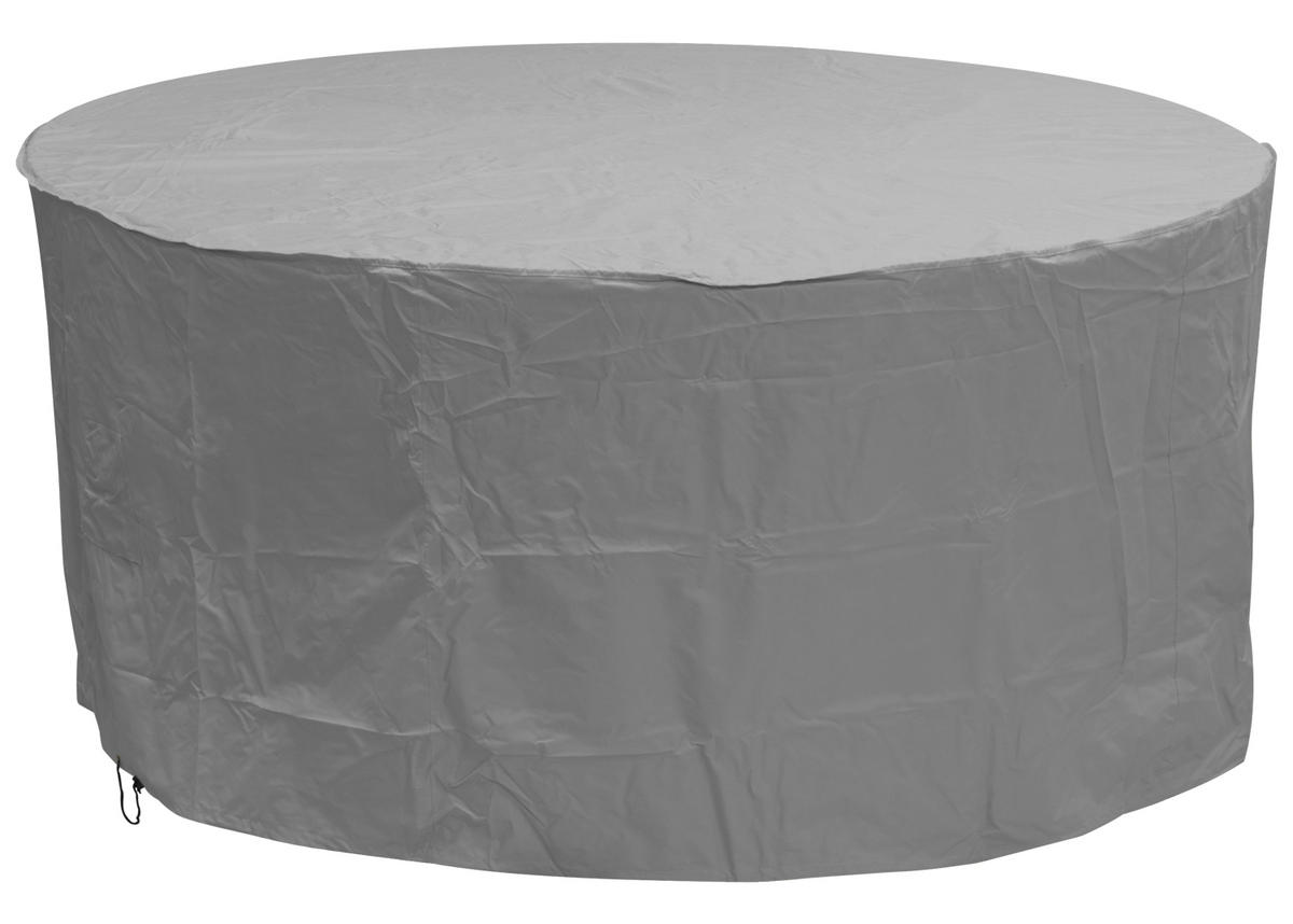 Oxbridge Large Round Patio Set Cover GREY