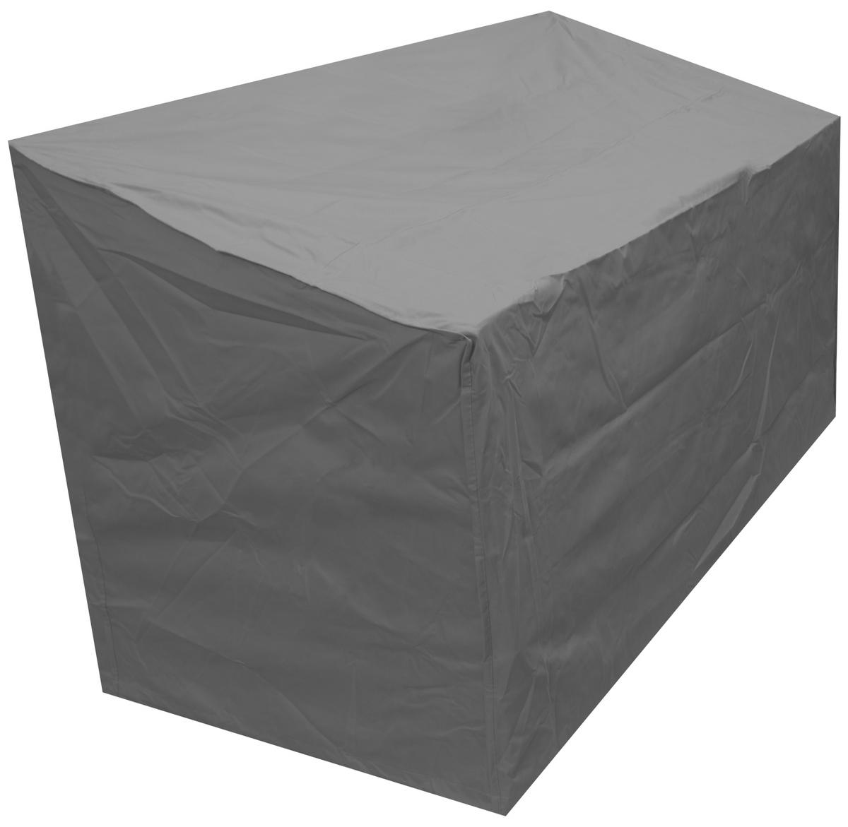 Oxbridge Large (4 Seater) Bench Cover GREY