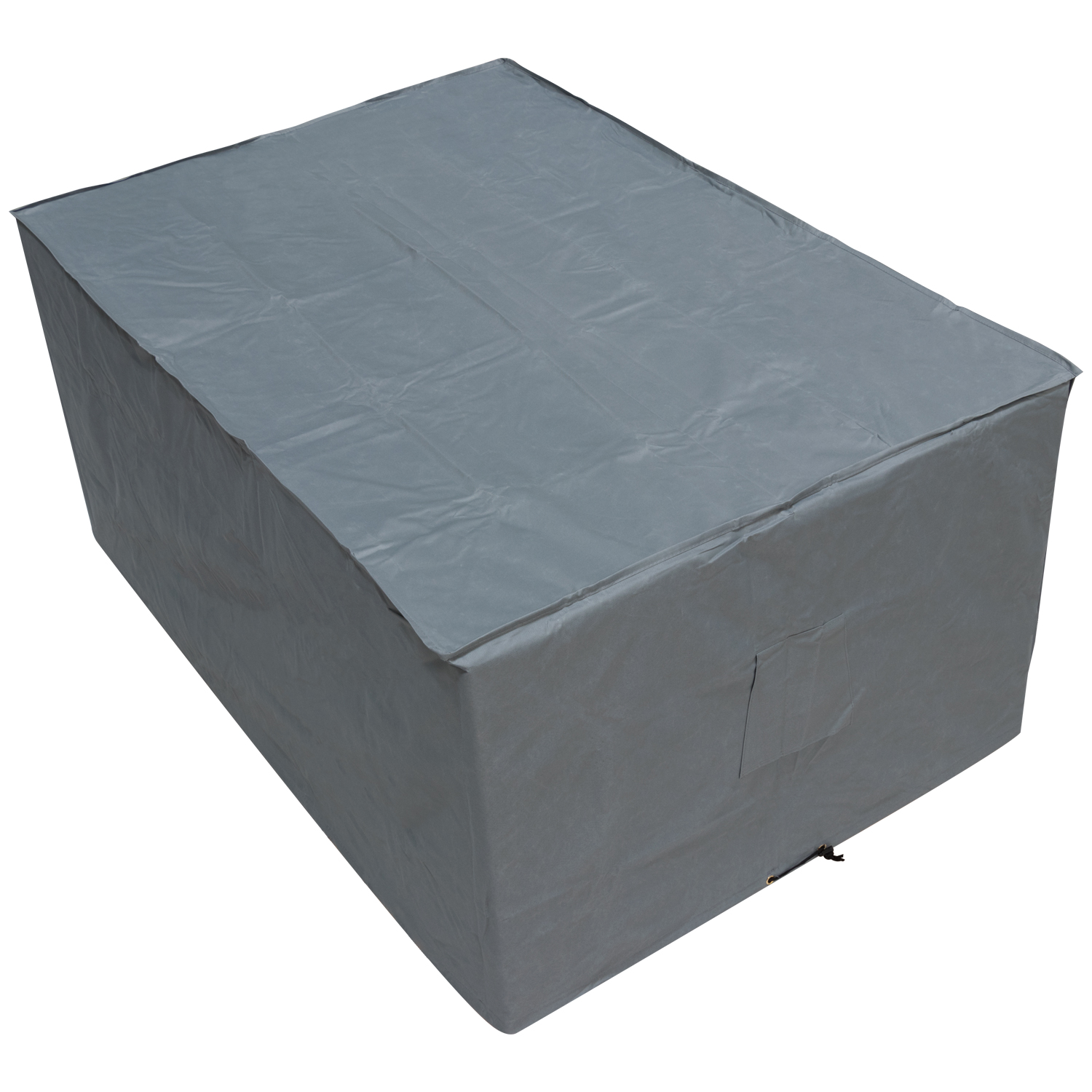 Oxbridge small table cover grey covers outdoor value for Oxbridge outdoor furniture covers