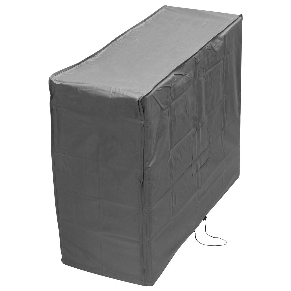 Oxbridge Large Barbecue Cover GREY