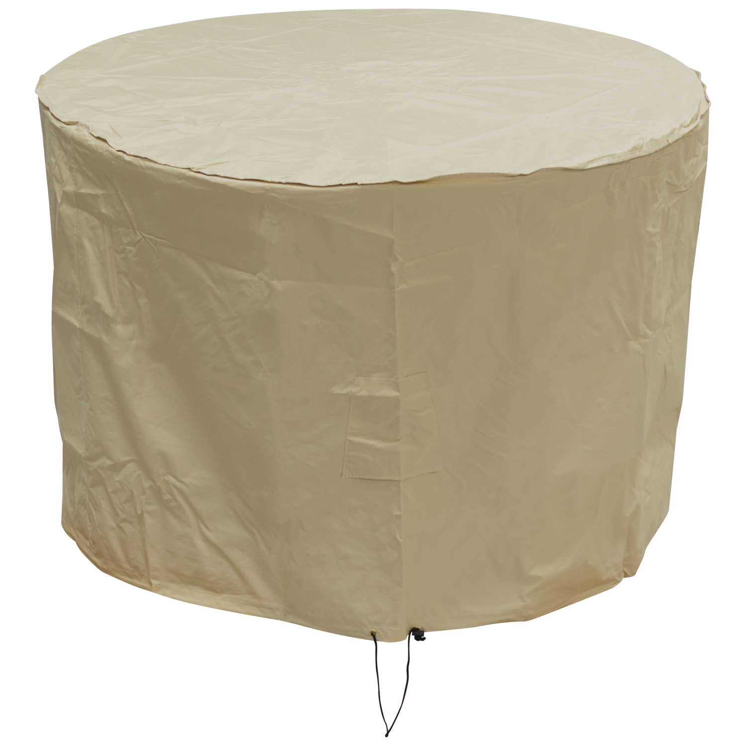 Oxbridge Small Round Patio Set Cover Sand