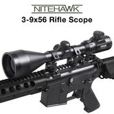 Nitehawk Air Rifle Scope ? 3-9x56