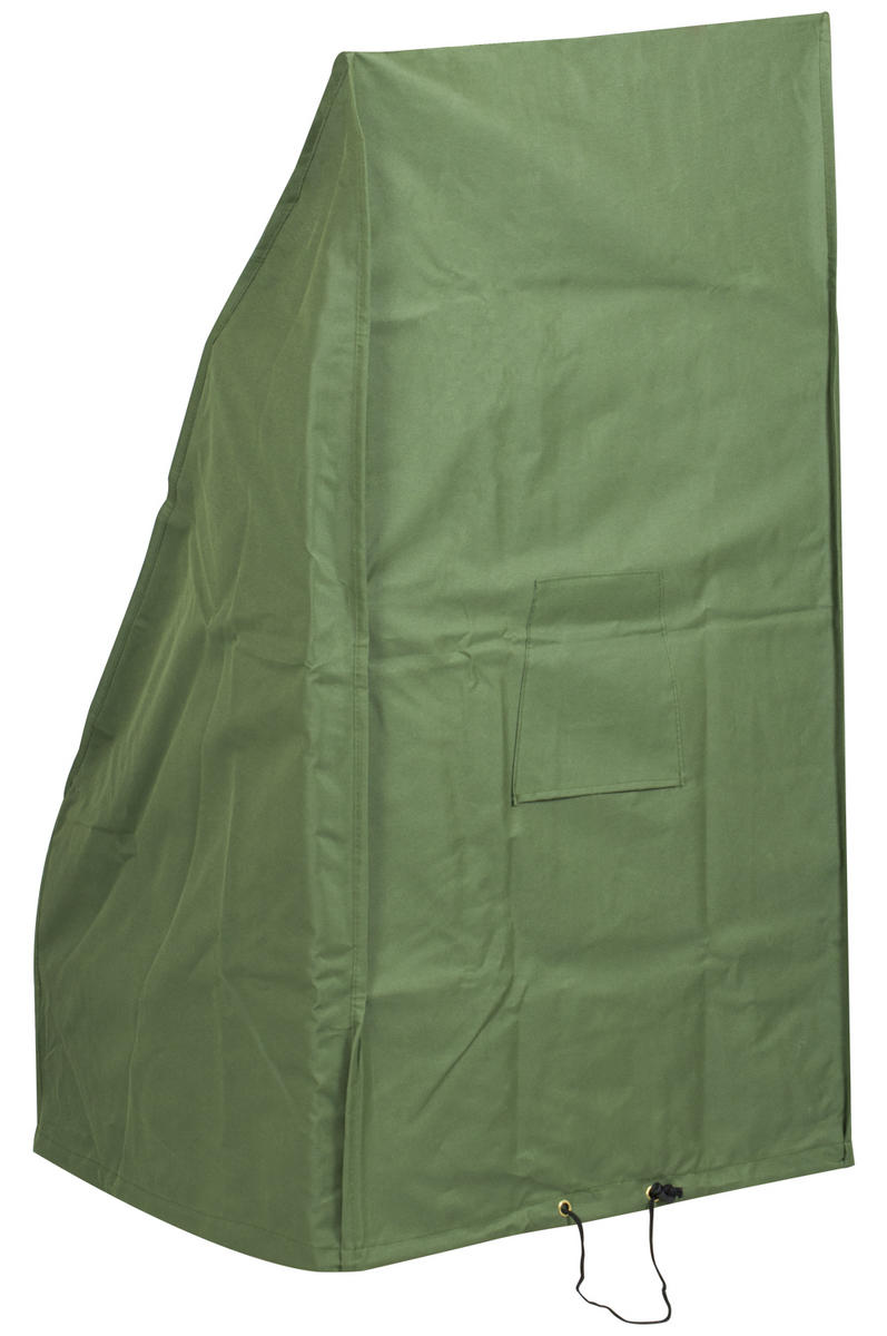 Woodside Small Protective Lawn Mower Cover GREEN