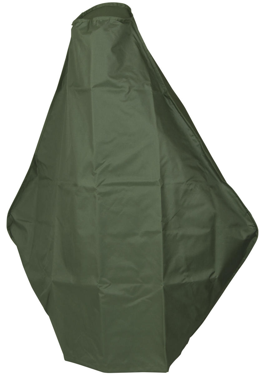 Woodside Premium Chiminea Cover GREEN