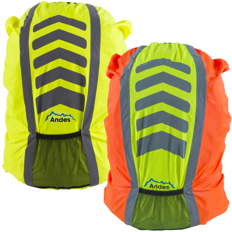 Hi Vis Waterproof Backpack Cover- Fenix Toulouse Handball 3d578fc16ae5b