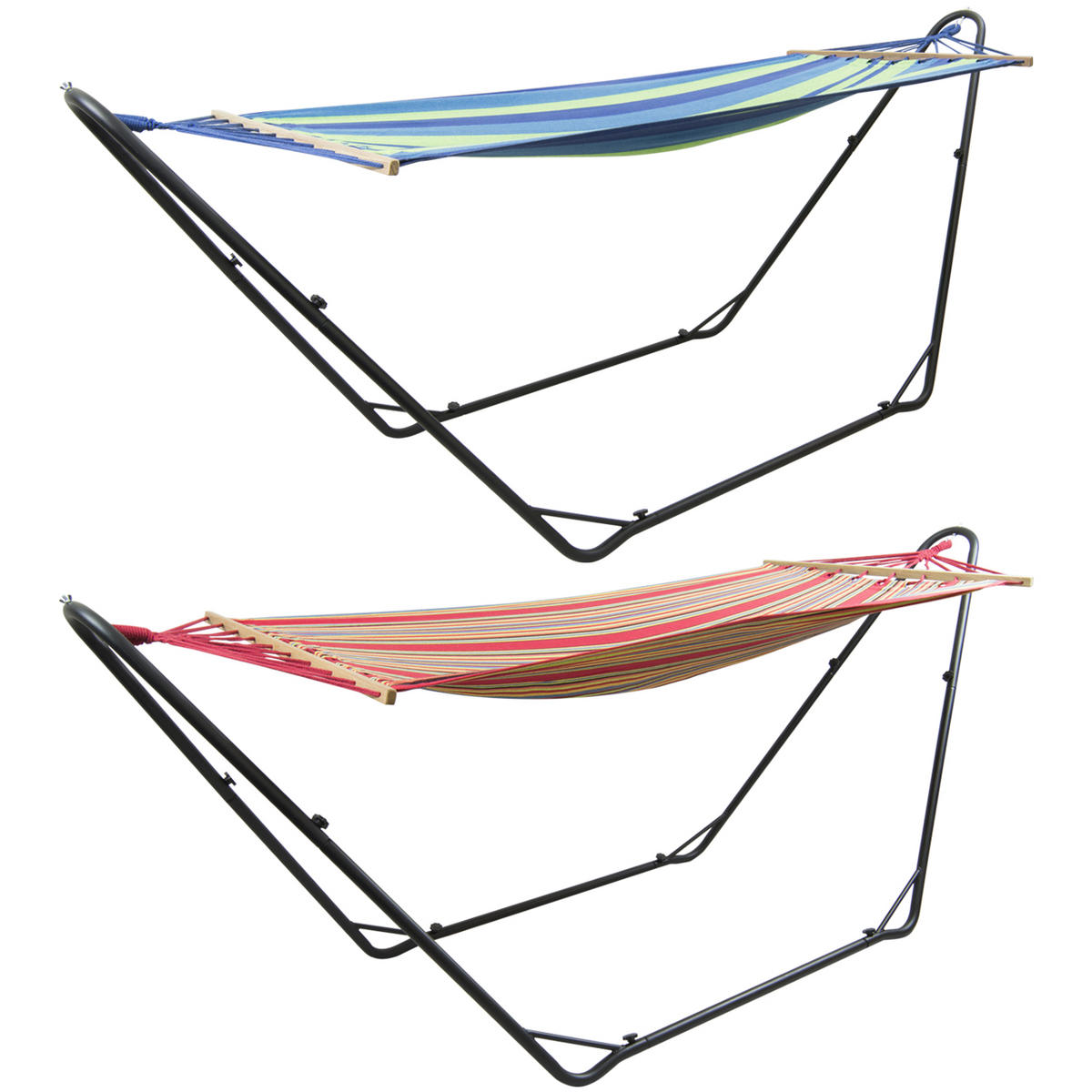 Woodside Hammock With Steel Stand