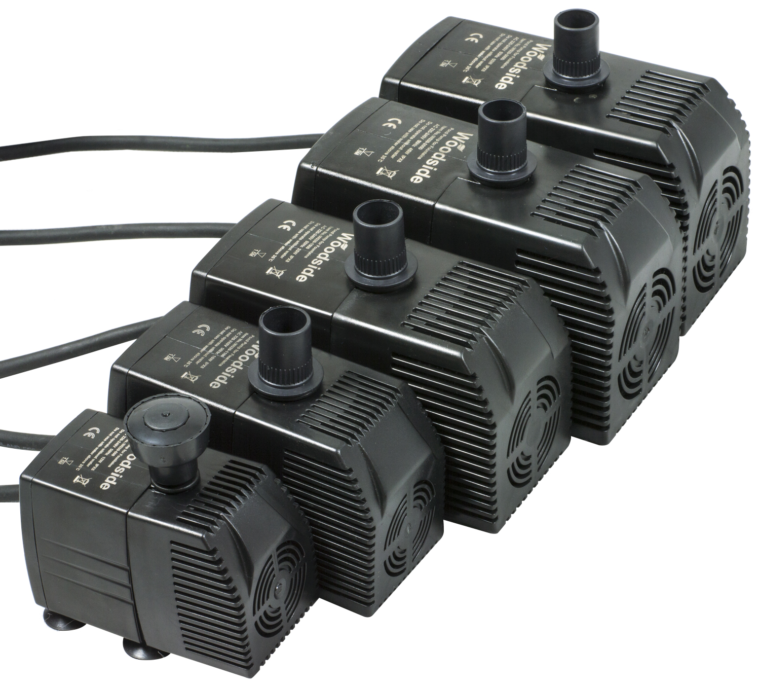 Woodside pond fountain pump pumps outdoor value for Pond fountain pump