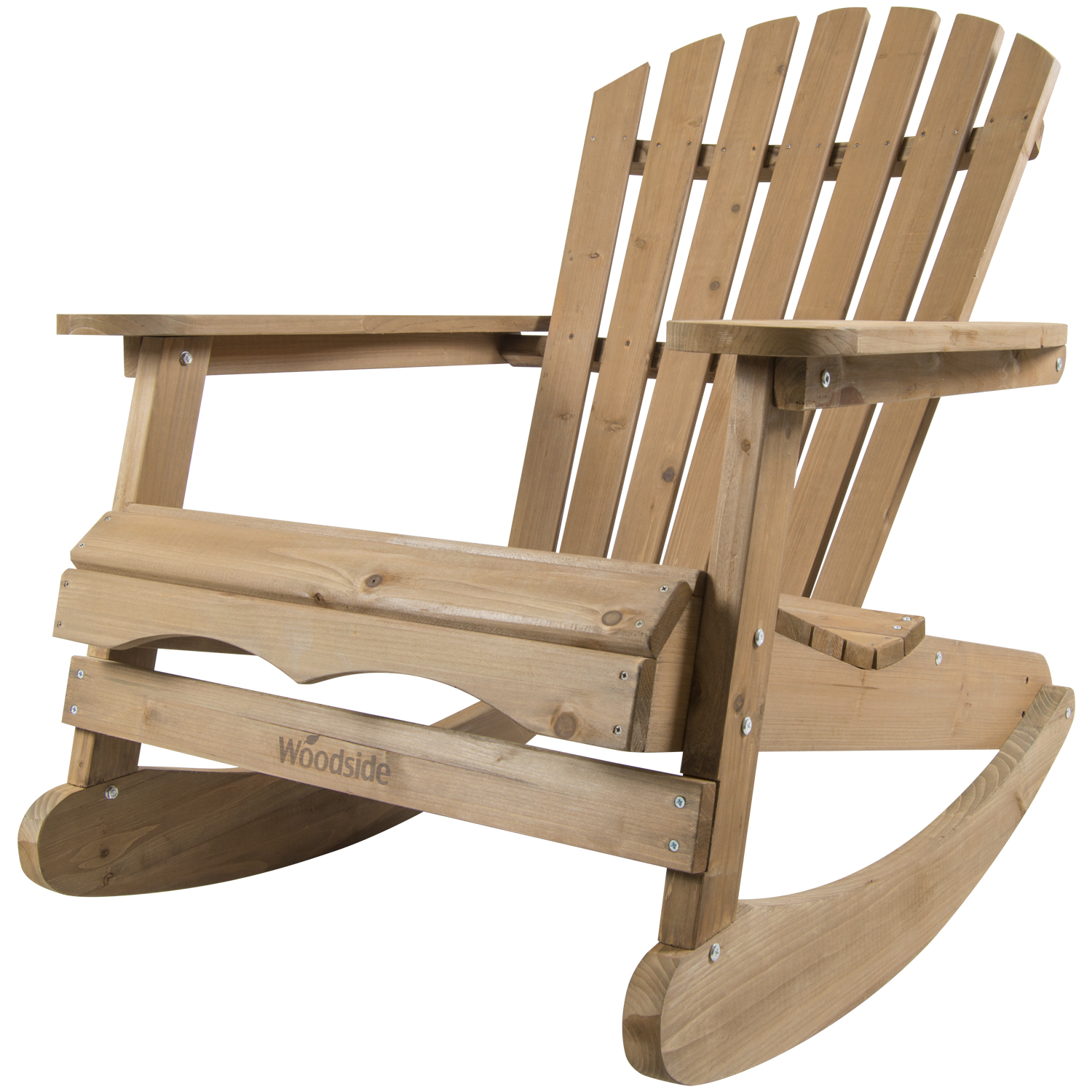 Woodside Rocking Adirondack Chair Furniture