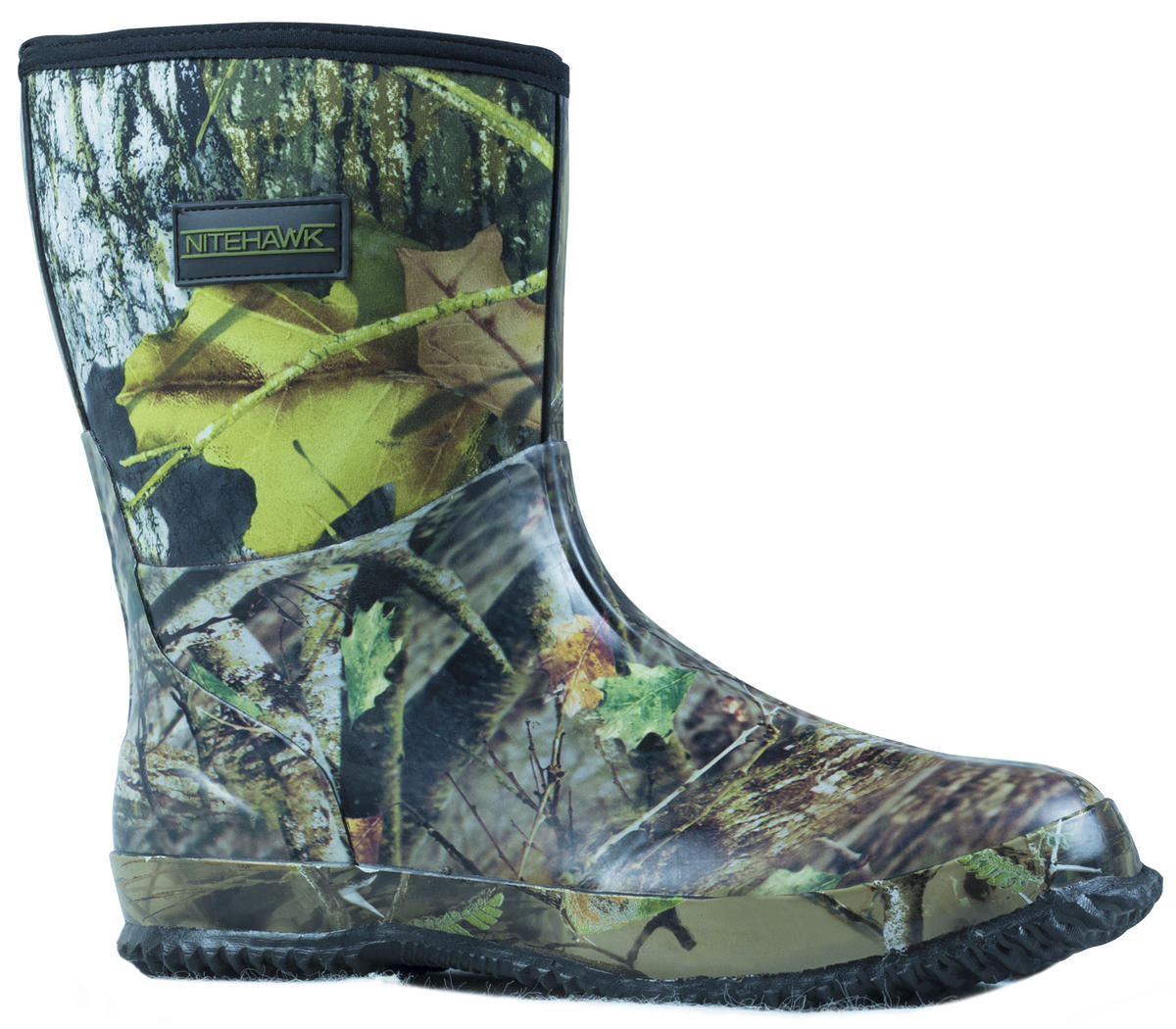 Nitehawk Half Height Camo Boot