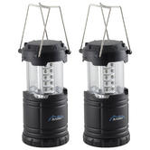 Andes Collapsible Camping Light 2 PACK